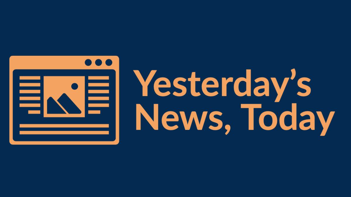 YesterdaysNews